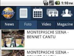 LegaBasket 1.1 Screenshot