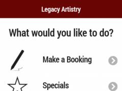 Legacy Artistry 1.0.0 Screenshot