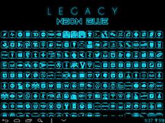 Legacy Neon (Go/ADW/Apex/Nova) 1.20 Screenshot