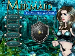 Legend of the Mermaid - the Princess Warrior 1.01 Screenshot