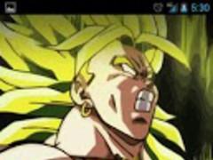 Legendary Super Saiyan LWP 1.0.1 Screenshot