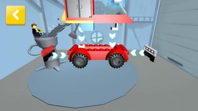 LEGO Juniors Build & Drive