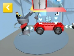 Review Screenshot - LEGO Game – Create Your Dream Vehicles and Drive them Around
