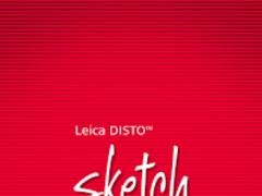 Leica DISTO™ sketch  Screenshot