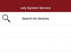 Lely System Service 1.0.1 Screenshot