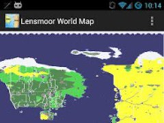 Lensmoor World Map 1.0 Screenshot