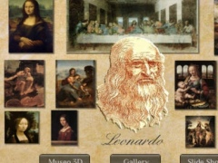 Leonardo 3D 1.0 Screenshot