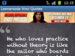 Leonardo da Vinci Quotes 1.2 Screenshot