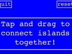Let's Build Bridges - Japanese Logic Puzzles 1.2.0 Screenshot