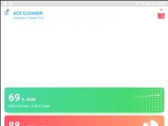 Review Screenshot - Ace Cleaner to the rescue