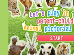 Let's play in the parent-child Animal pictorial book 1.02 Screenshot
