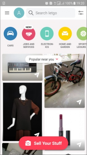 Letgo Buy Sell Used Stuff Cars Free Download