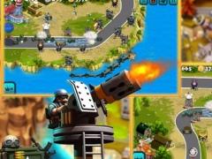 Lethal Wars - Strategy Defense 1.0 Screenshot