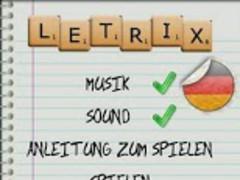 Letrix Pro Deutsch 3.0 Screenshot