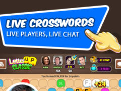 Letter UP: Live Word Game  Screenshot