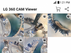 LG 360 CAM Viewer 1.1.3 Screenshot