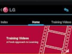 LG Mobile Training 1.2.1 Screenshot