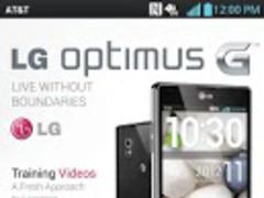 LG Optimus G AT&T Training 1.1 Screenshot