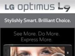 LG Optimus L9 In-Store Demo 1.0 Screenshot
