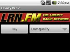 Liberty Radio 1.01 Screenshot