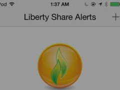 Liberty Share Alert 1.0 Screenshot