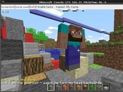 LibMinecraft  Screenshot