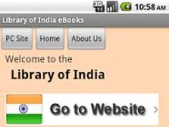 Library of India eBooks 1.0 Screenshot