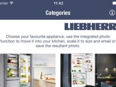 Liebherr Kitchen Photo Designer 2.0 Screenshot