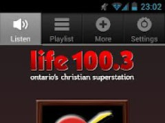 LIFE 100.3 1.03 Screenshot