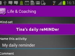 Life & Coaching 1.0 Screenshot