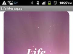 Life Messages 2.0 Screenshot