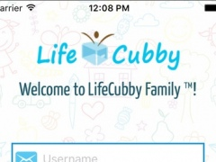 LifeCubby Family 3.0 Screenshot