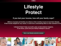 Lifestyle Protect 1.1 Screenshot