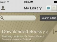 LifeWay Reader 1.5.3 Screenshot