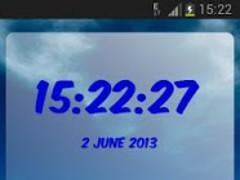 Liga de Quito (LDU) Clock 3.10 Screenshot
