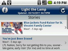 Light The Lamp 2.8 Screenshot