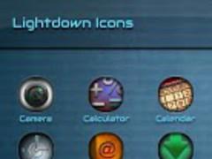 Lightdown GO LauncherEX Theme 1.0 Screenshot