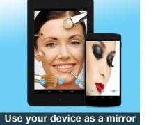 Lighted makeup mirror 1.0 Screenshot
