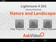 Lightroom 4 Landscape & Nature 1.0 Screenshot