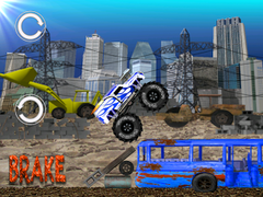 Limit Truck Racing 1.1 Screenshot