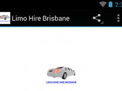 Limo Hire Brisbane 1.8 Screenshot