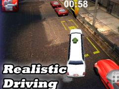 Limousine City Parking 3D 4 Screenshot
