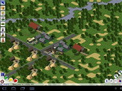 Lincity4droid 1.1 Screenshot