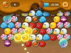 Review Screenshot - Bubble Popper – Pop Some Bubbles and Have Some Fun
