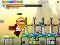 Review Screenshot - Run Cookie, Run!