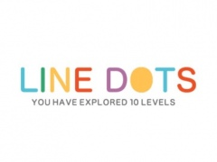 Line Dots - simple puzzle game 1.0 Screenshot