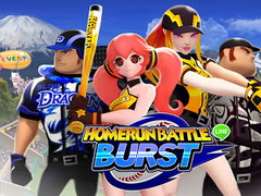 LINE Homerun Battle Burst 1.1.1 Screenshot