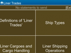 Liner Trades 1.0 Screenshot