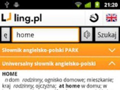 Ling.pl Mobile 4.1.5a Screenshot