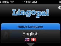 Lingopal Turkish LITE - talking phrasebook 1.9.4 Screenshot